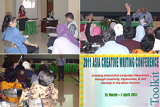 Asian Creative Writing Conference